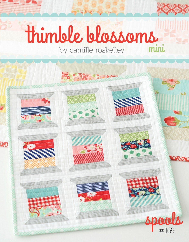 Spools - Mini Thimble Blossoms