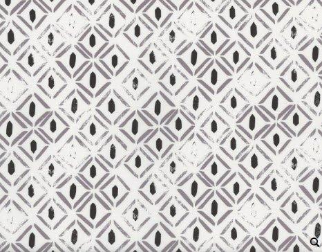 Shirting Stamp Diamond Stella-SRR564-White