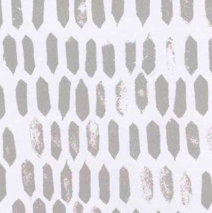 Shirting Teeth Geo Stella-SRR565-White