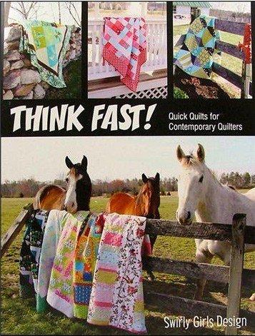 Think Fast Swirly Girls Design