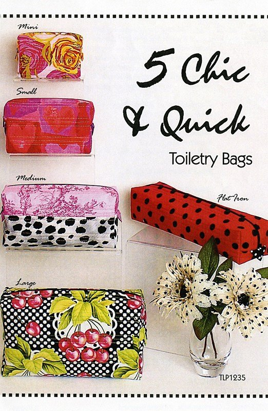 Chic & Quick Bags Tiger Lily Press TLP1235