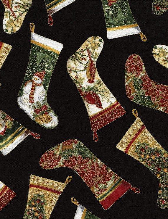 Tossed Stockings CM3282