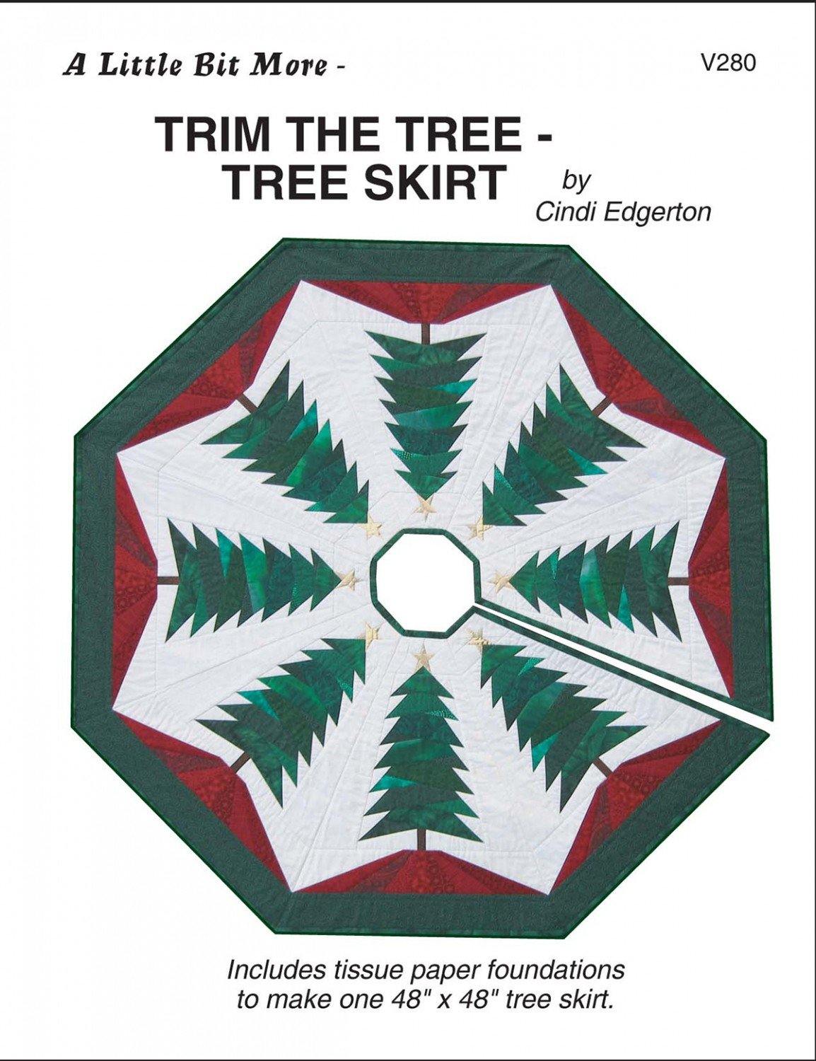 Trim the Tree Tree Skirt