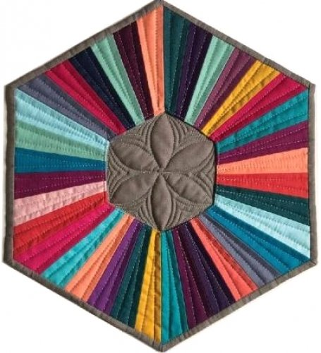 Wedge Candle Mat CLPCCA002