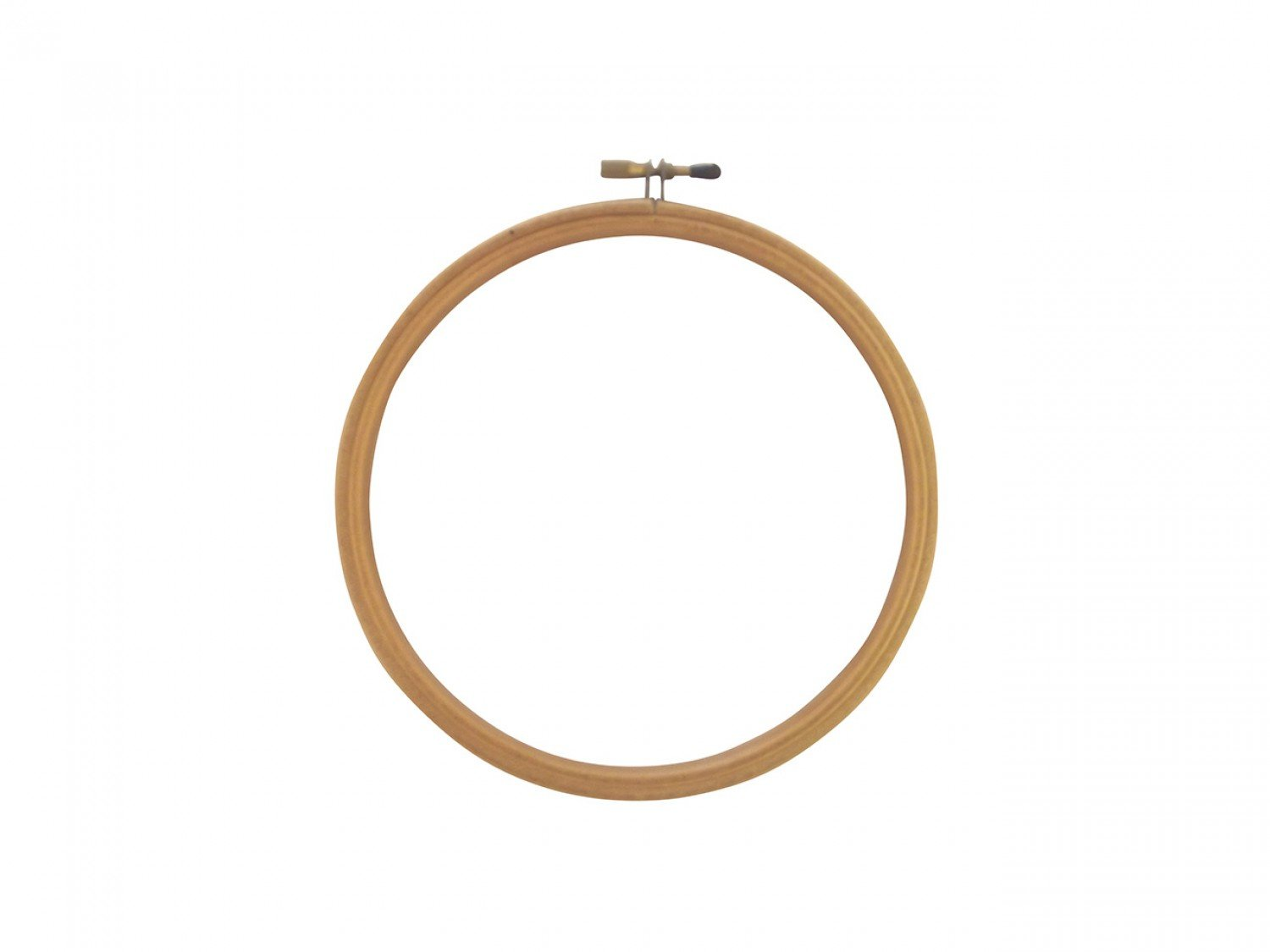 Wood Embroidery Hoop 4 Round