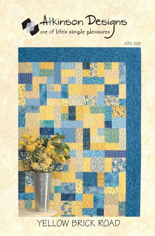 Yellow Brick Road Atkinson Designs