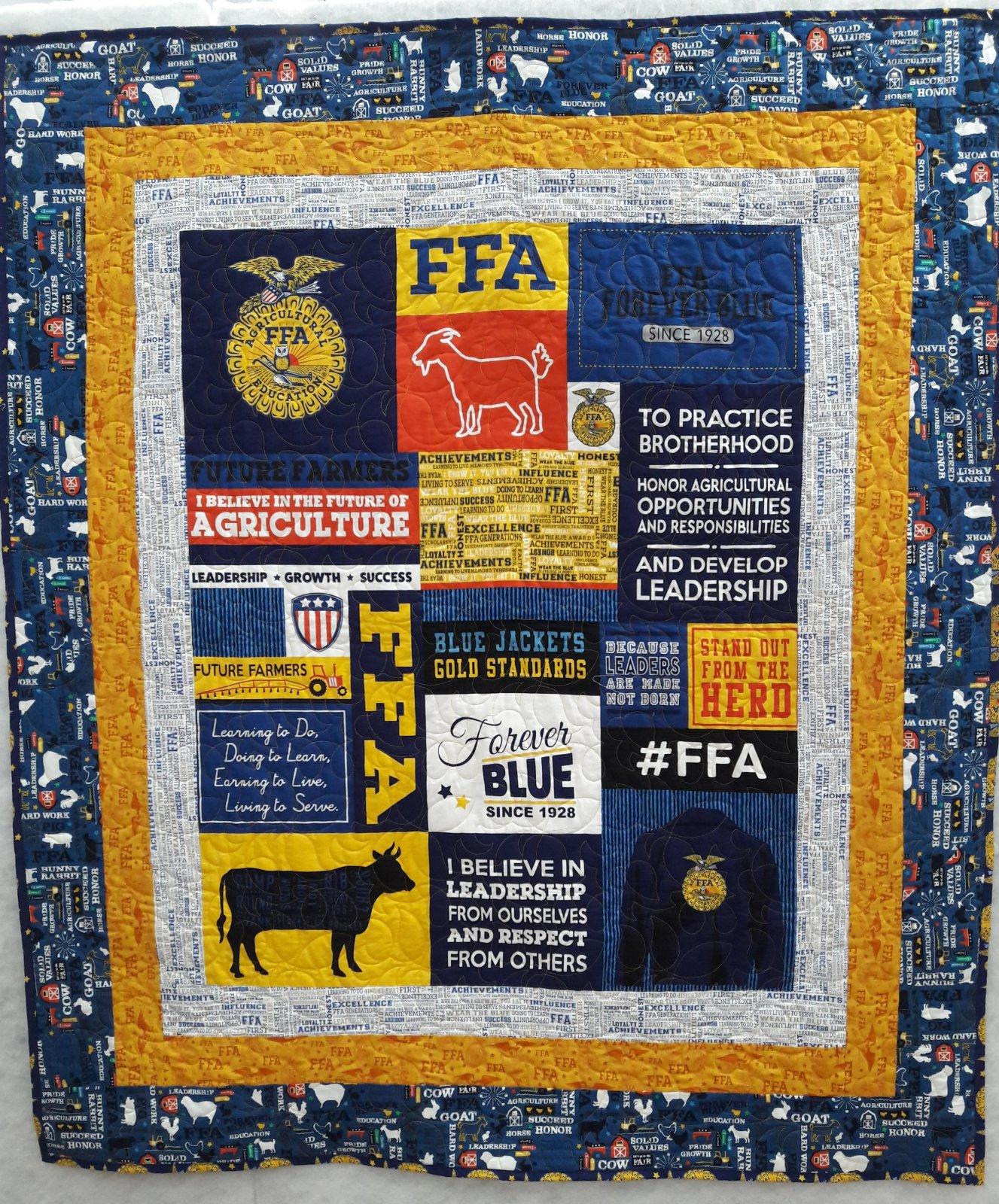 FFA Quilt Kit