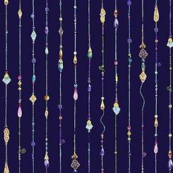 Mariposa - Jeweled Stripe - DK Iris