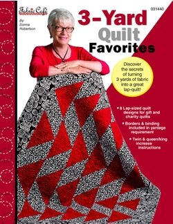 Fabric Cafe 3-Yard Quilt Favorites