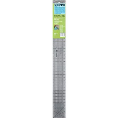 Lip Edge Ruler 4x 36