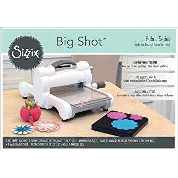 Sizzix Big Shot Fabric Series Starter