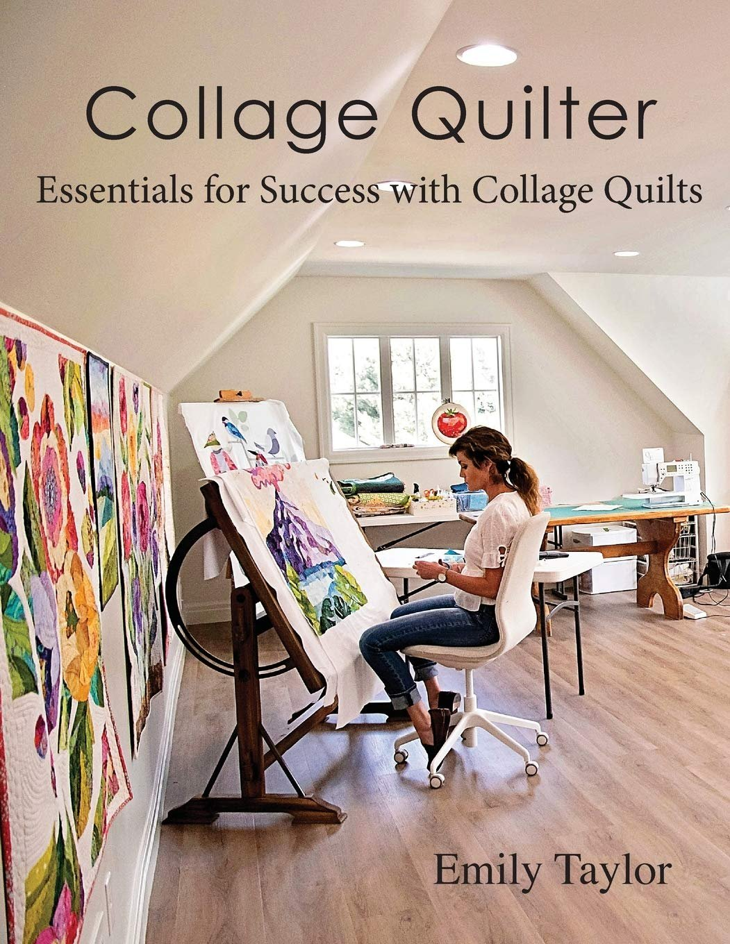 *Collage Quilter Book