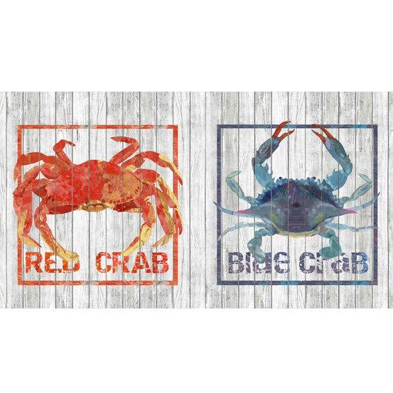 Crab Shack Panel