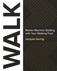 *Master Machine Qlting W/Walking