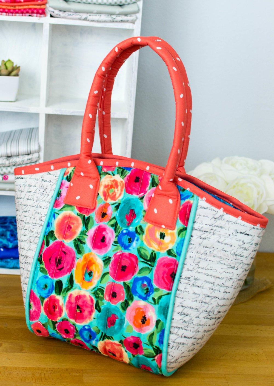Basket Tote Kit-Sweet Caroline
