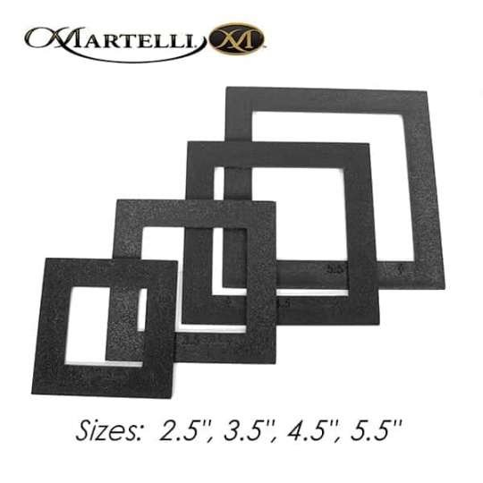 Small Square Fussy Cut Set (2.5 5.5)