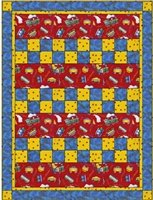 Fabric Cafe Checkmate Quilt