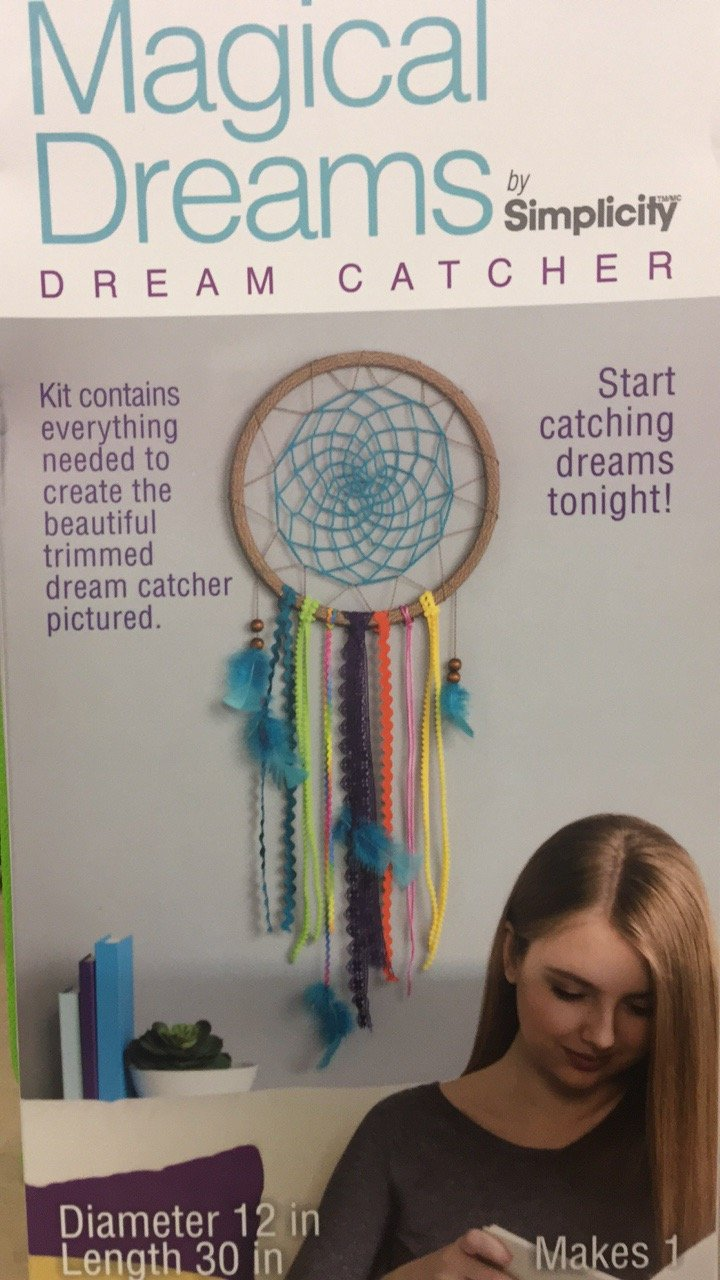 *Magical Dreams Dream Catcher Kit