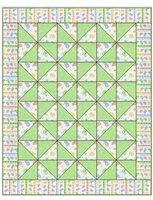 Fabric Cafe Pinwheel Quilt Pattern