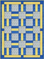 Fabric Cafe Porch Rails Quilt