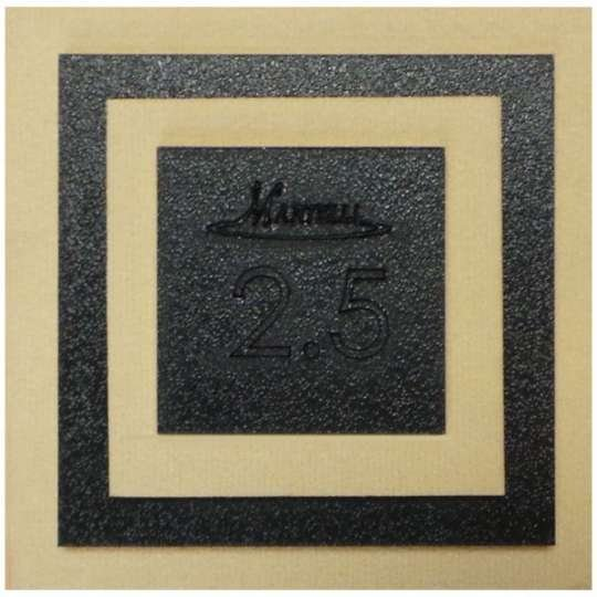 Small Square Template Set (2.5 x 5.5)