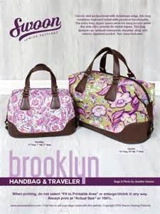 Swoon Brooklyn handbag & traveler