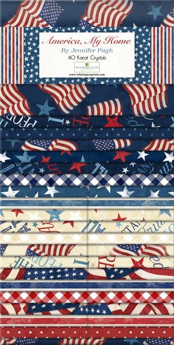 America, My Home 2.5 Strips