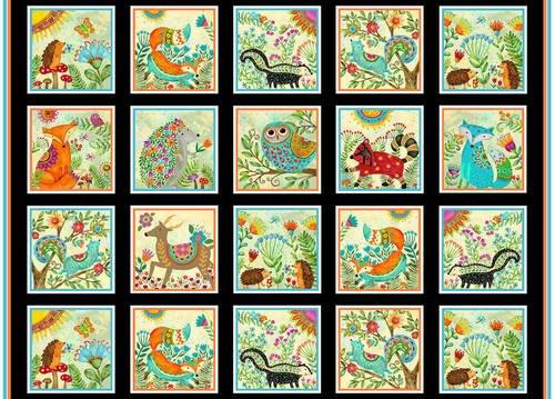 Spring Awakens  24 Panel 1509 99