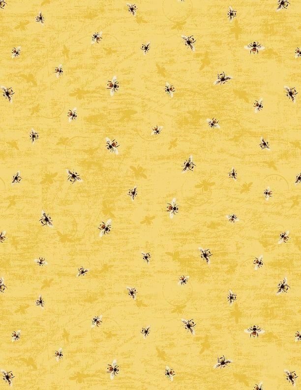 Sundance Meadow Bees Yellow