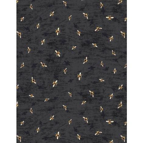 Sundance Meadow Bees Black