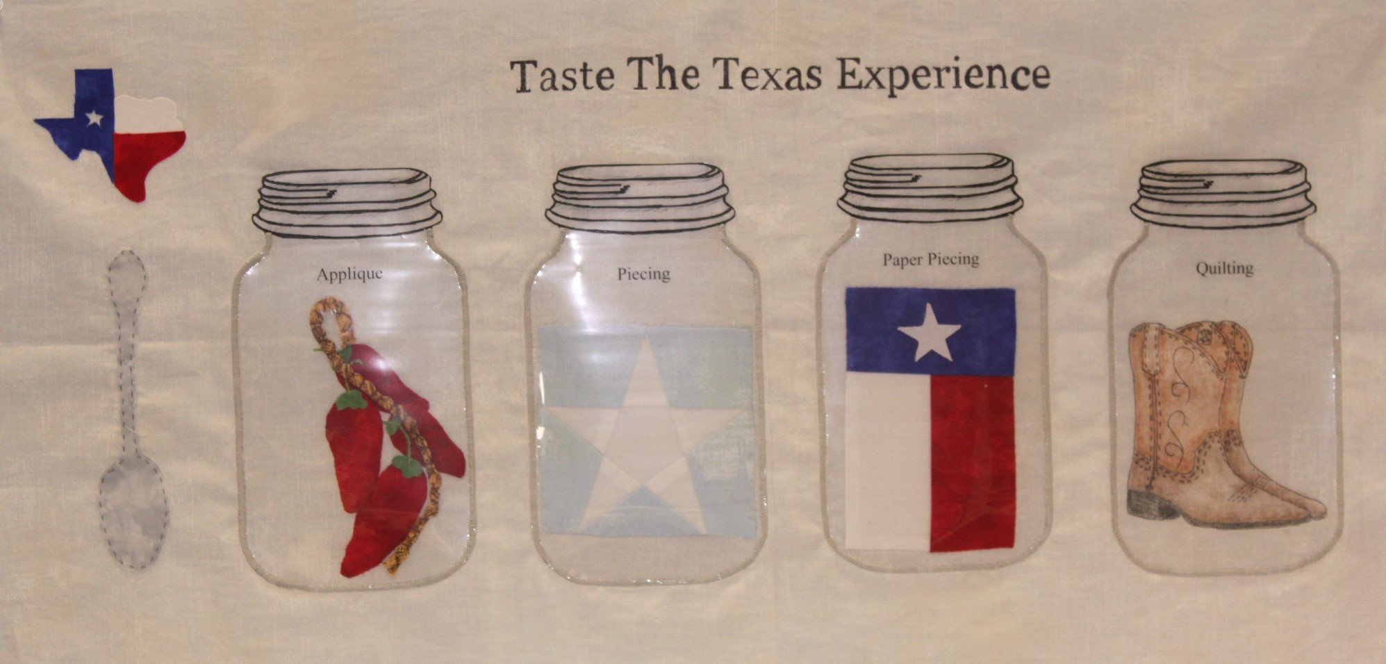 Row By Row Taste The Texas Experience 2019