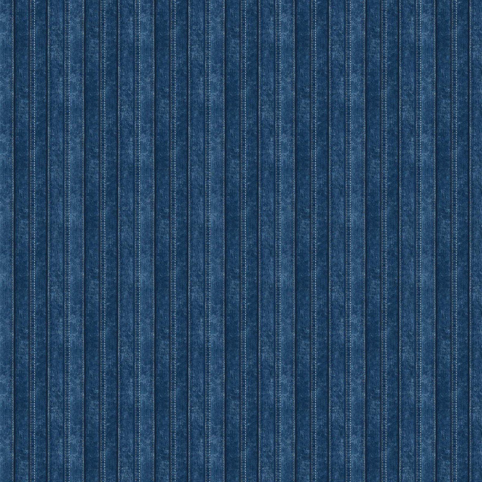 GOT THE BLUES DENIM STRIPE DARK BLUE 23379-48