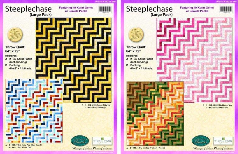 Steeplechase Pattern
