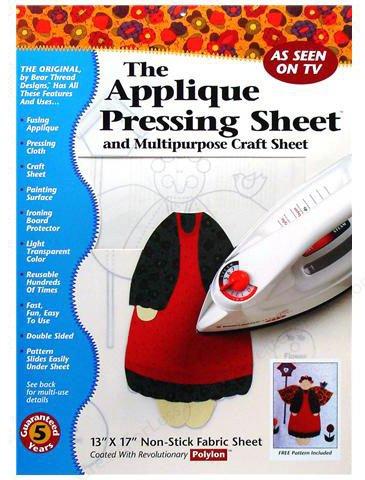 Applique Pressing Sheet 13 X 17 BT206