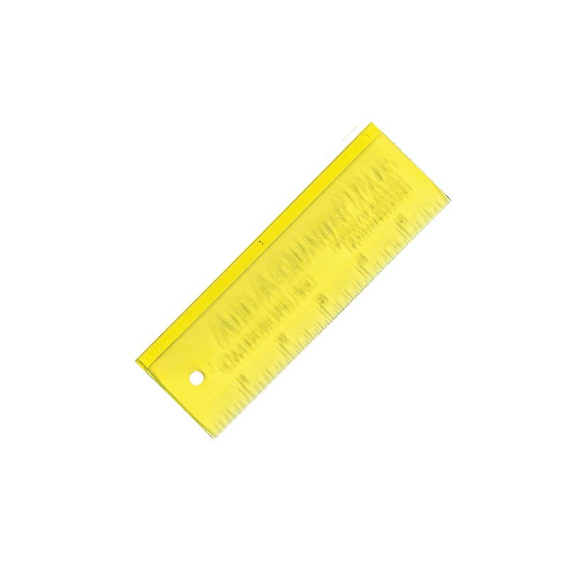 Add a Quarter Plus Ruler 6 CM06 Plus