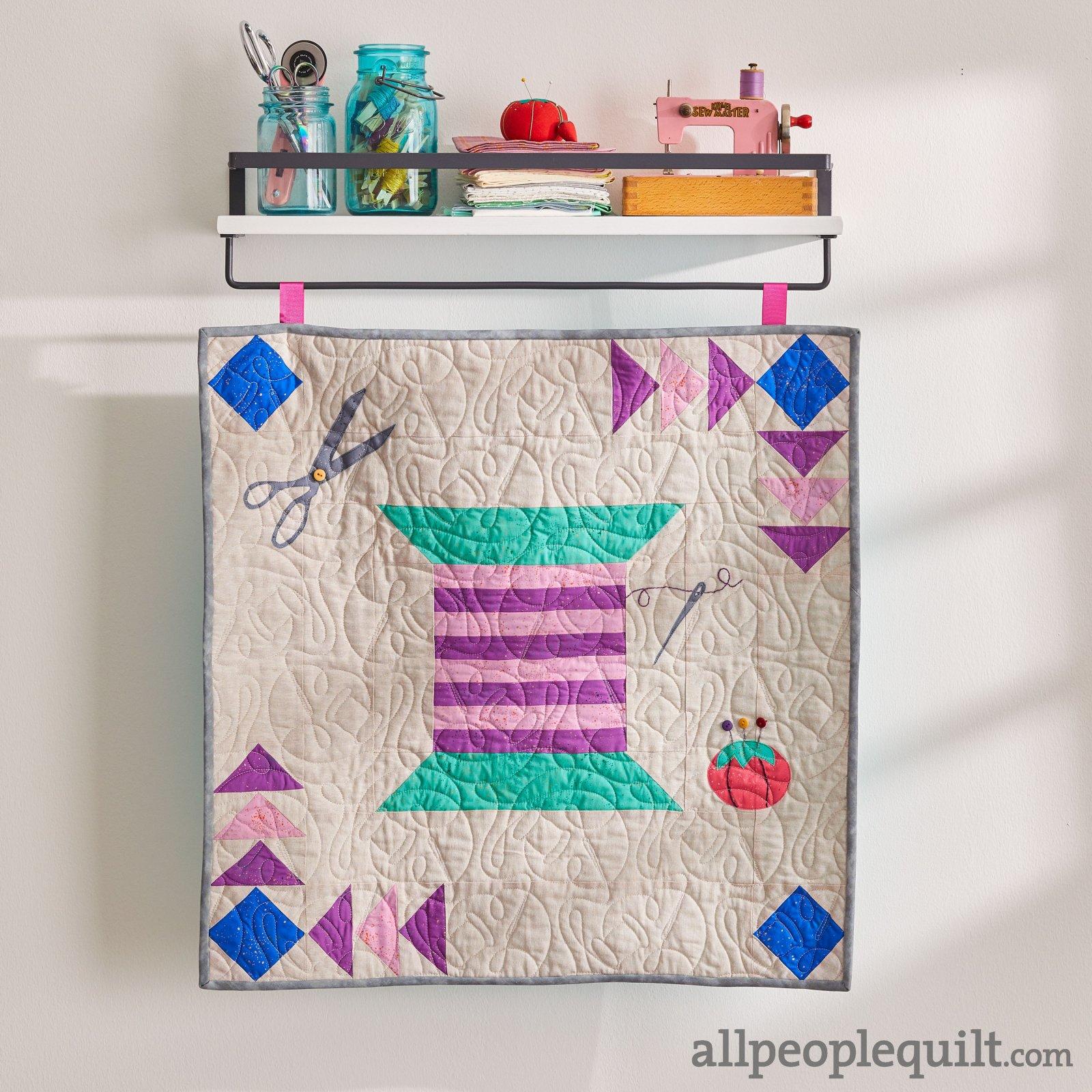 Sew Joyful Wallhanging Kit