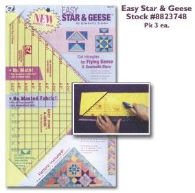 Easy Star & Geese Ruler 8823748