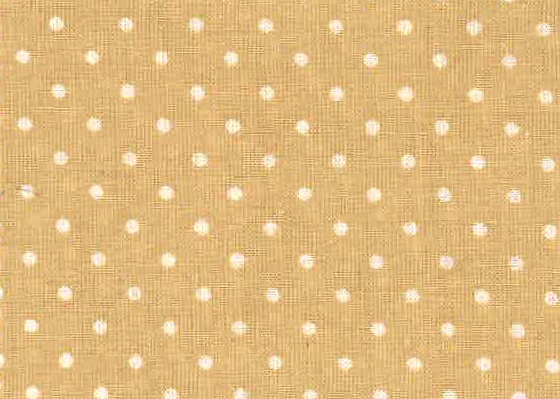 Buggy Basic Dot Beige 108 7101 42