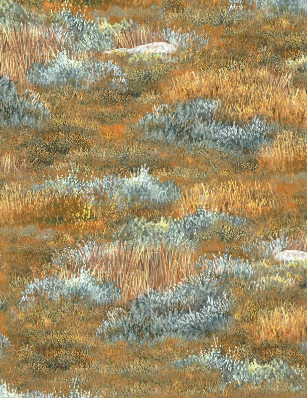 Roaming Wild Grass A/O Orange 1662 30171 895