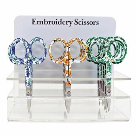 Embroidery Scissor Assortment 18pc 6340-30