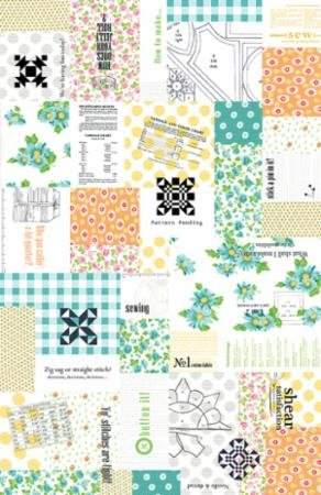 Sew & Sew Patchwork Fruity 33108 11