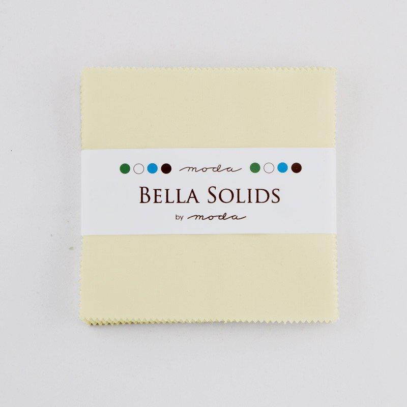 Bella Solids Charm Pack Porcelain 9900PP 182