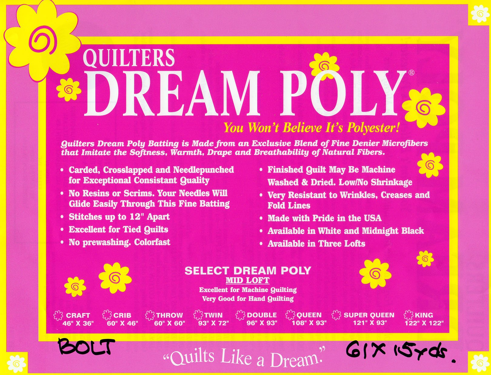 Select Poly Double  P4D