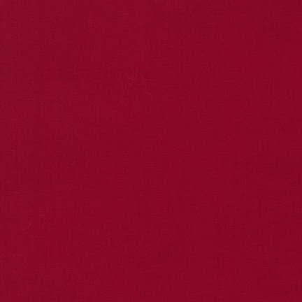 Kona Cotton Rich Red 1551