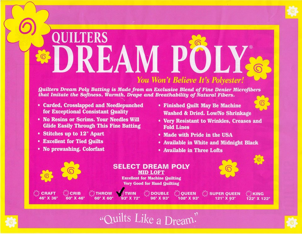Poly Select Queen  P4Q