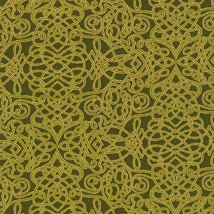 Holiday Flourish 8 APTM 15147 7 Green