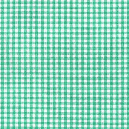Carolina Gingham 1/8 Seafoam P-5689-241