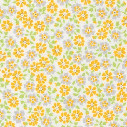Cozy Cotton Yellow SRKF-16227-5