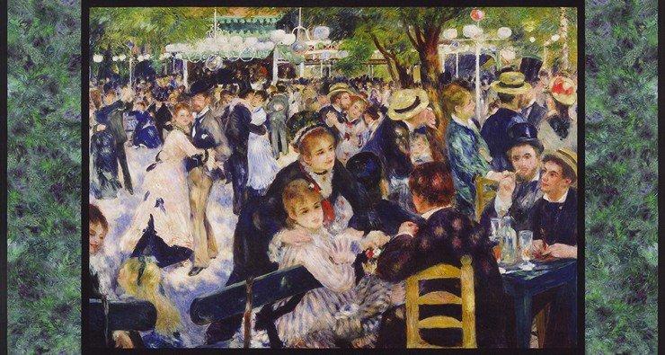 Renoir Multi Panel R1640004