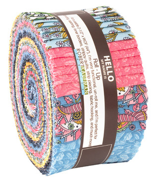 Delphine Colorstory Spring Roll Ups 748 40